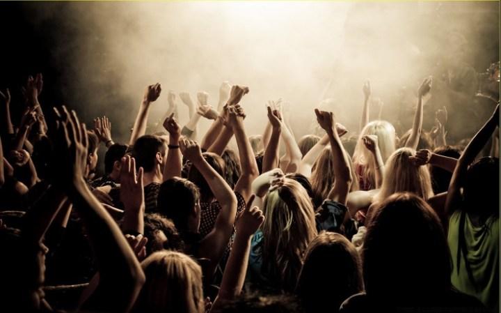 Concert dancing