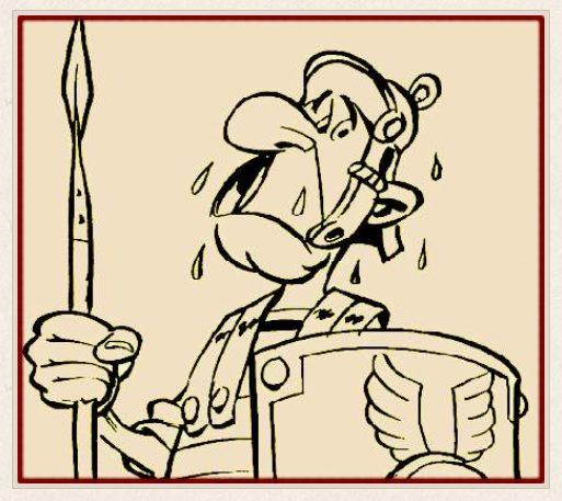 Last Roman Soldier in Albion